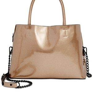 Steve Madden Porcha Car Paint Large Satchel